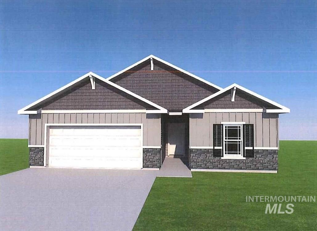 956 Magnolia Property Photo - Burley, ID real estate listing
