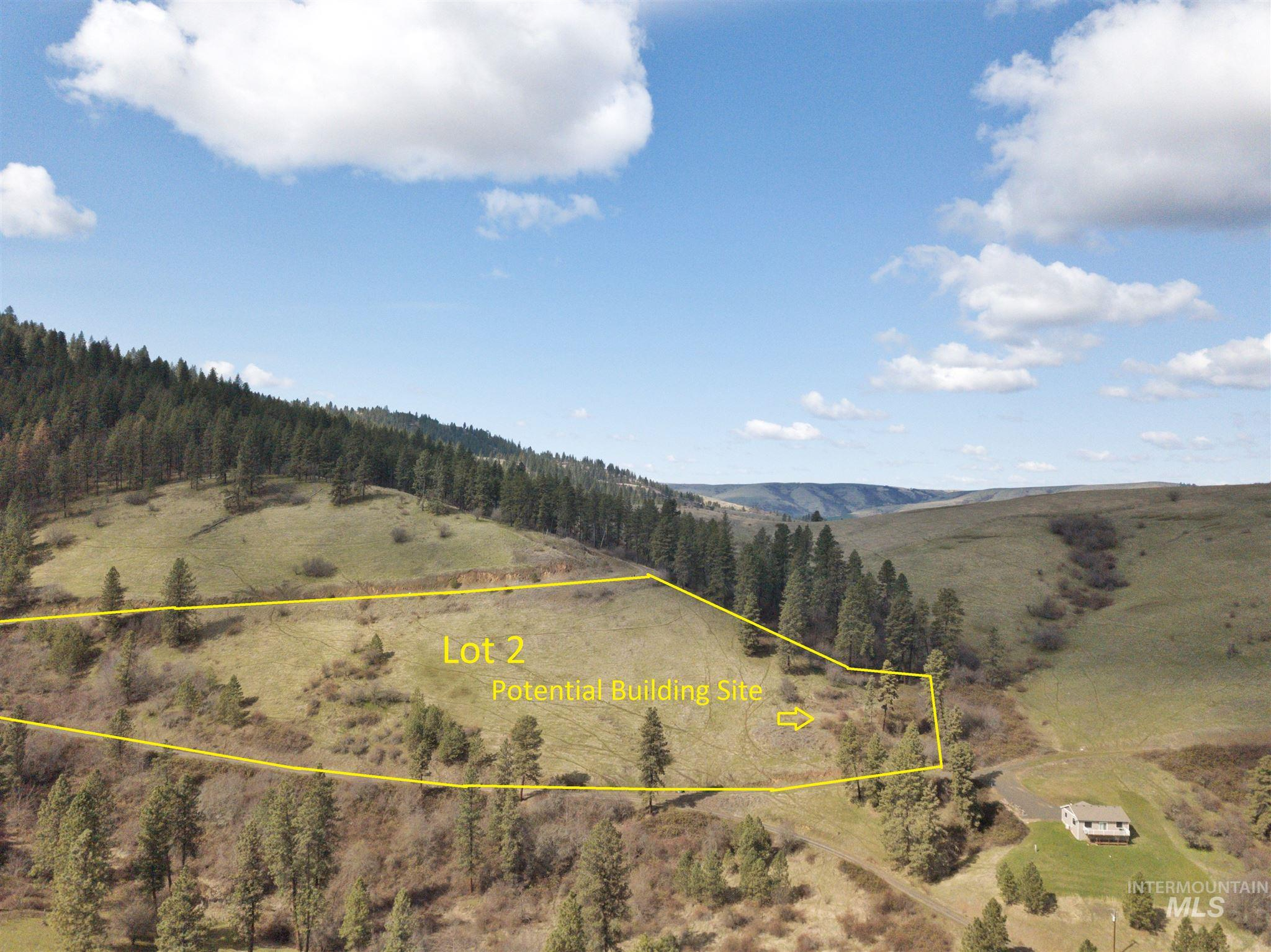 TBD Palomino Lane Lot 2 Property Photo - Lenore, ID real estate listing