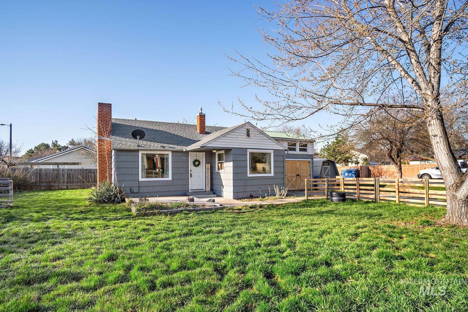 5017 W Targee Street Property Photo - Boise, ID real estate listing