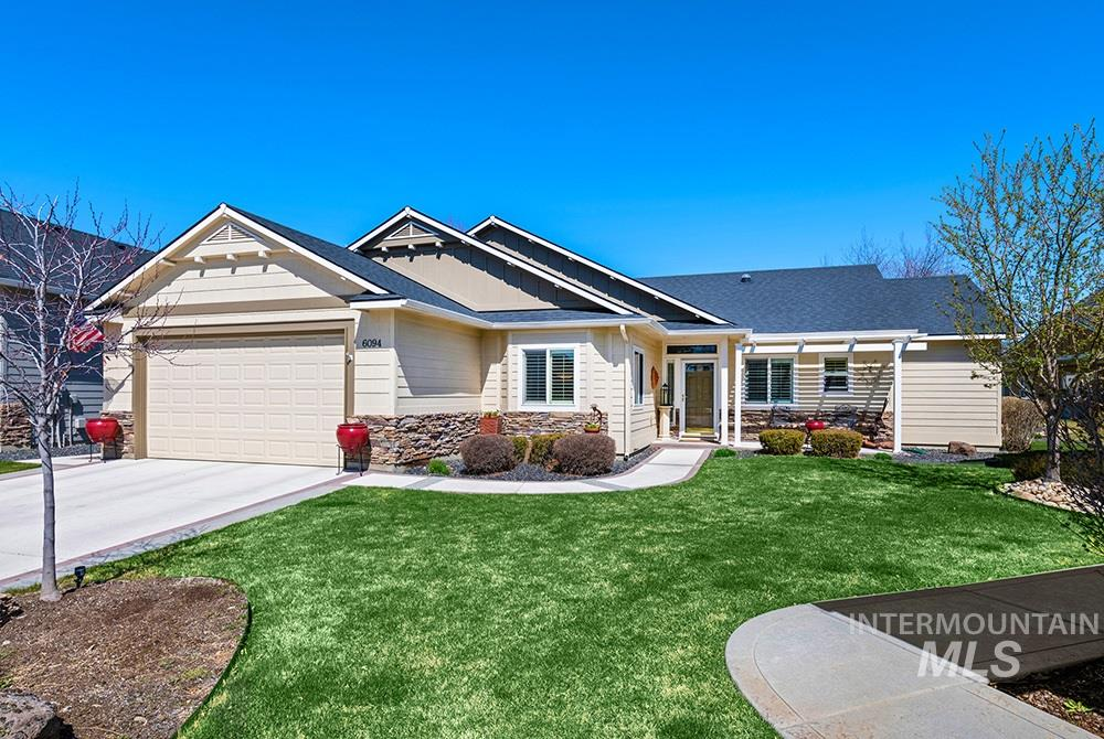 6094 N Gull Rock Pl Property Photo - Garden City, ID real estate listing