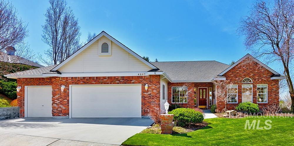 4267 W Quail Ridge Dr Property Photo - Boise, ID real estate listing
