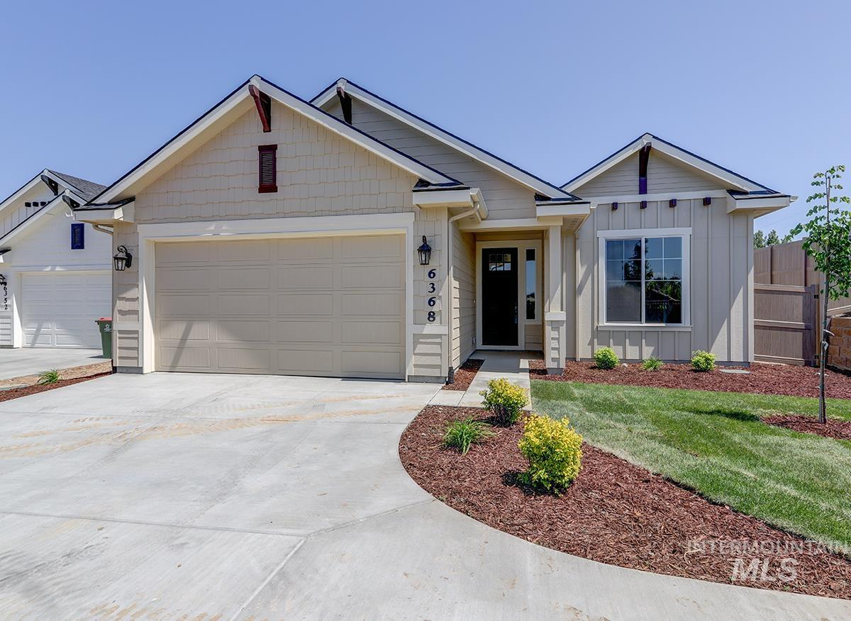 6368 S Astoria Property Photo - Meridian, ID real estate listing