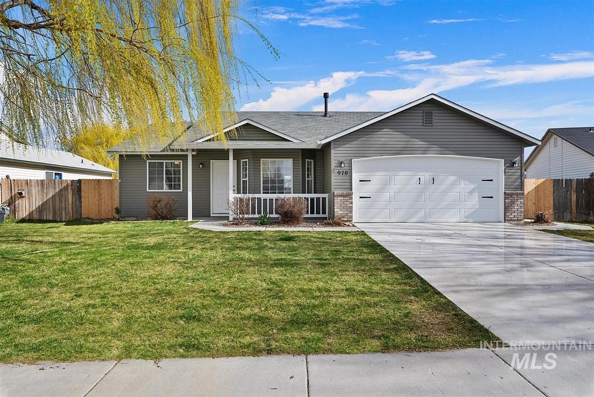 970 Johnson Drive Property Photo - Middleton, ID real estate listing