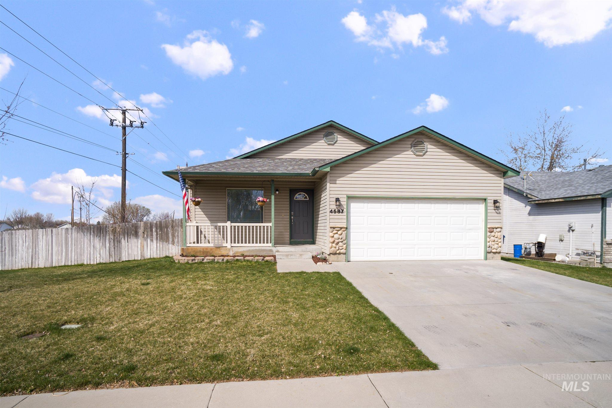 4587 S Chariot Way Property Photo - Boise, ID real estate listing