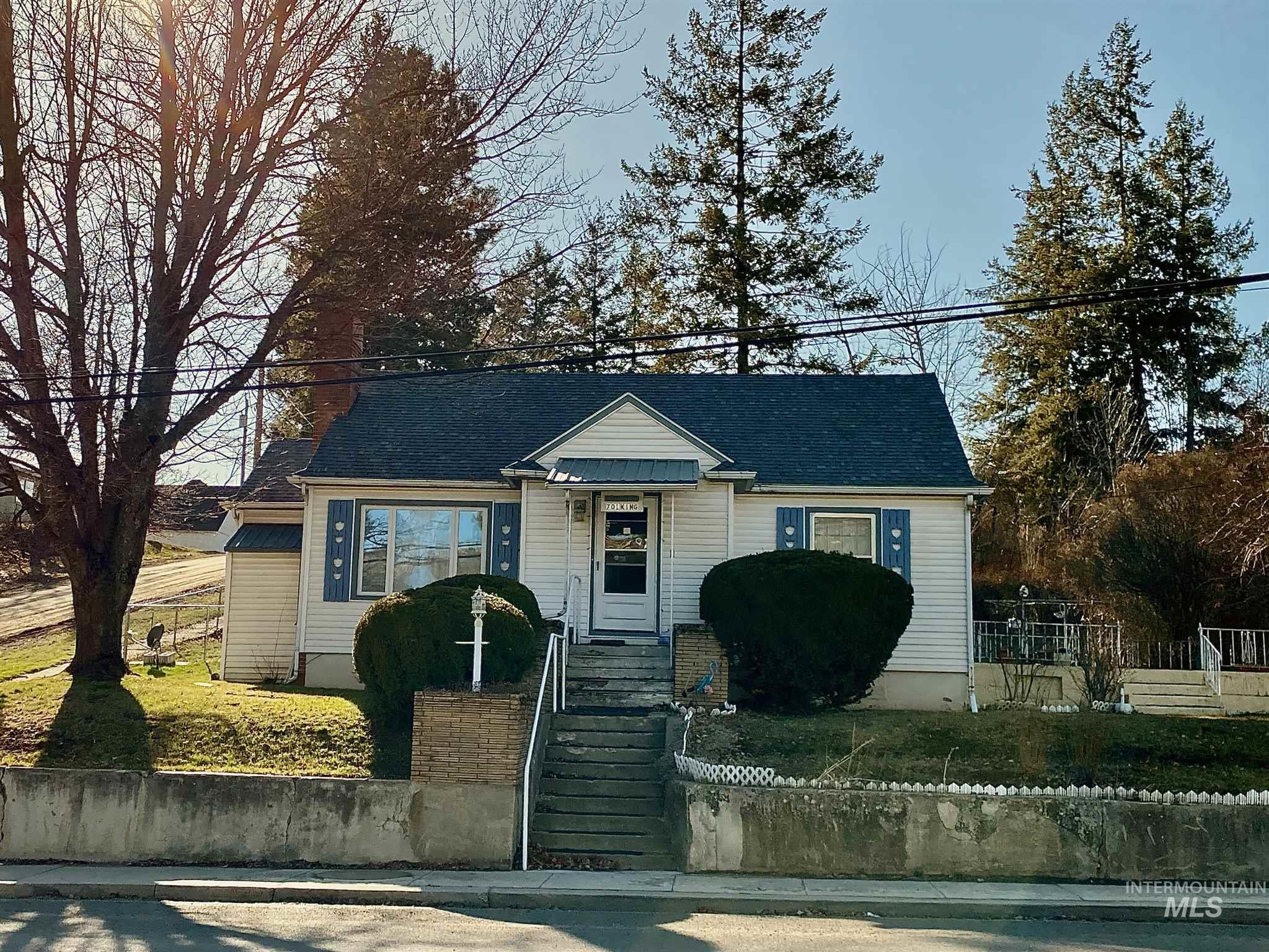 701 King Street Property Photo - CottonWood, ID real estate listing