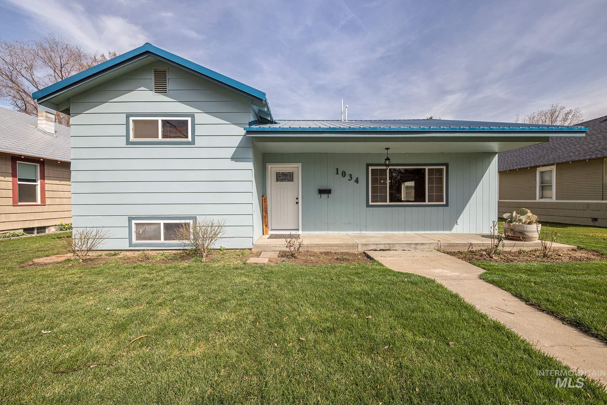 1034 W 3rd Street Property Photo - Weiser, ID real estate listing