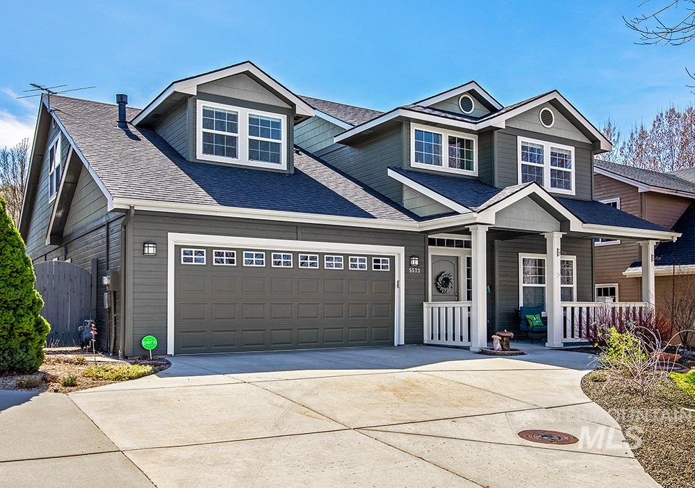 5573 W School Ridge Rd Property Photo - Boise, ID real estate listing