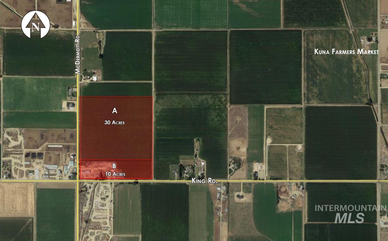 1550 McDermott Rd. Property Photo - Kuna, ID real estate listing