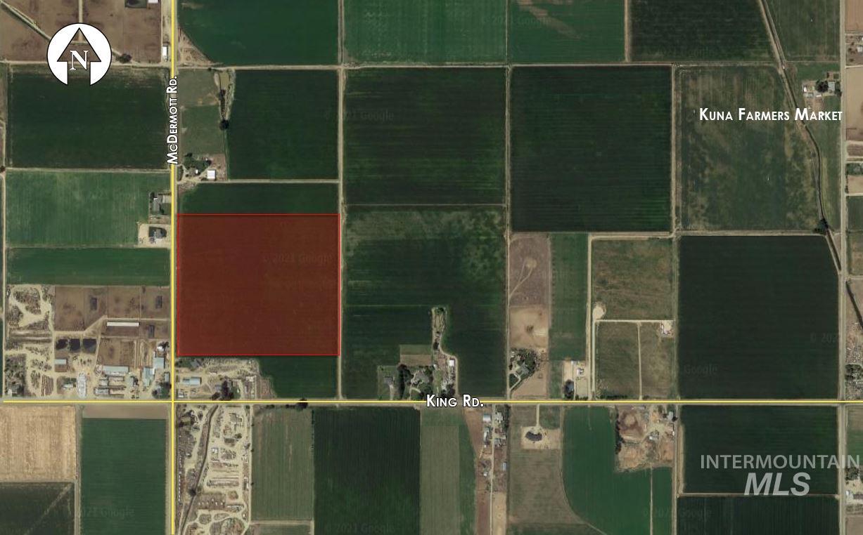 TBD S McDermott Rd. Property Photo - Kuna, ID real estate listing