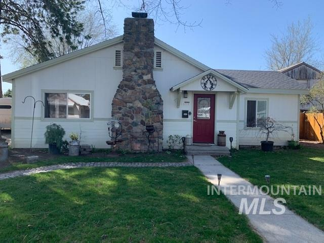 1029 W 4th Street Property Photo - Weiser, ID real estate listing