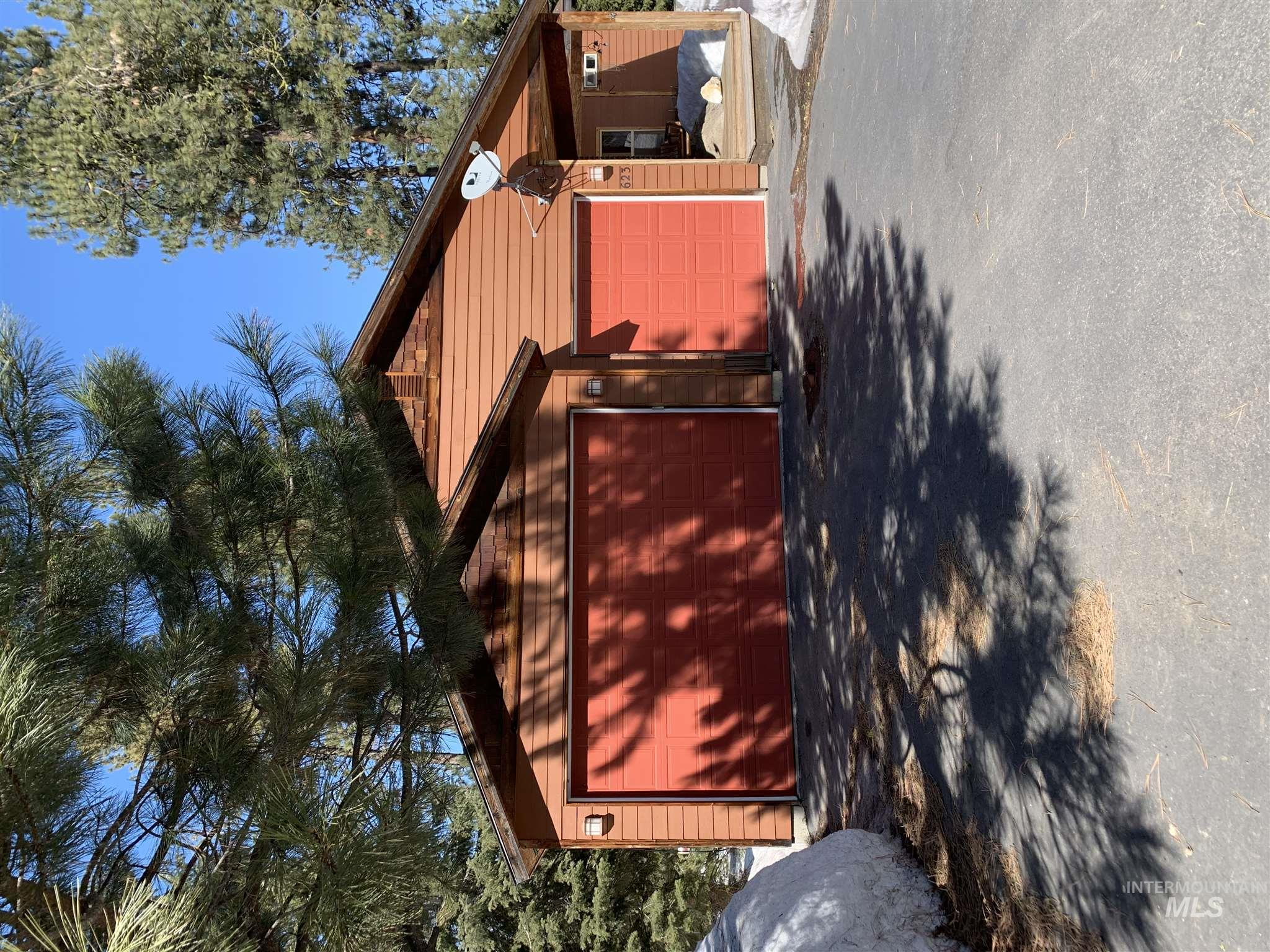 623 Woodland Drive Property Photo - McCall, ID real estate listing