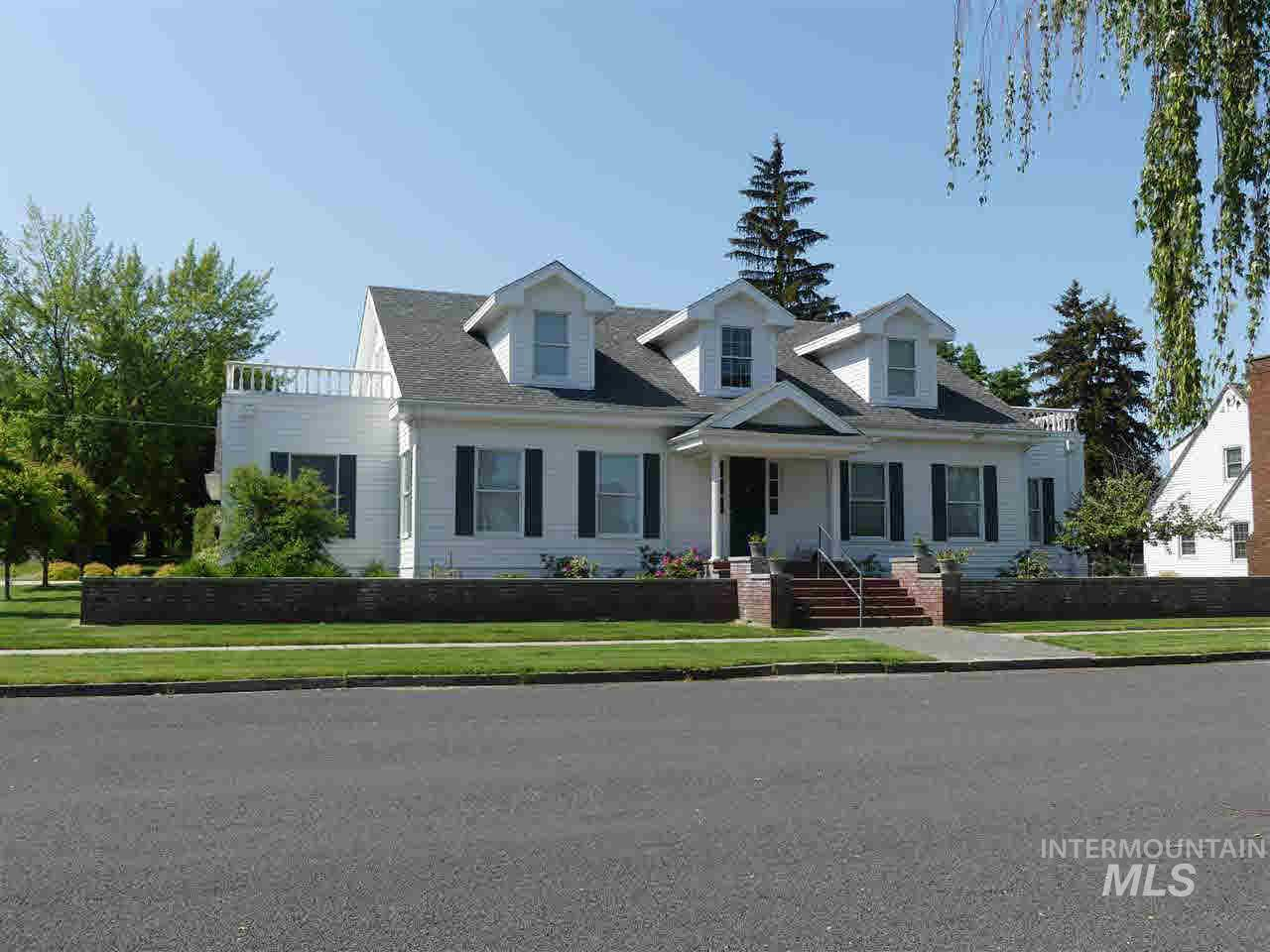 404 S HALL Property Photo - Grangeville, ID real estate listing