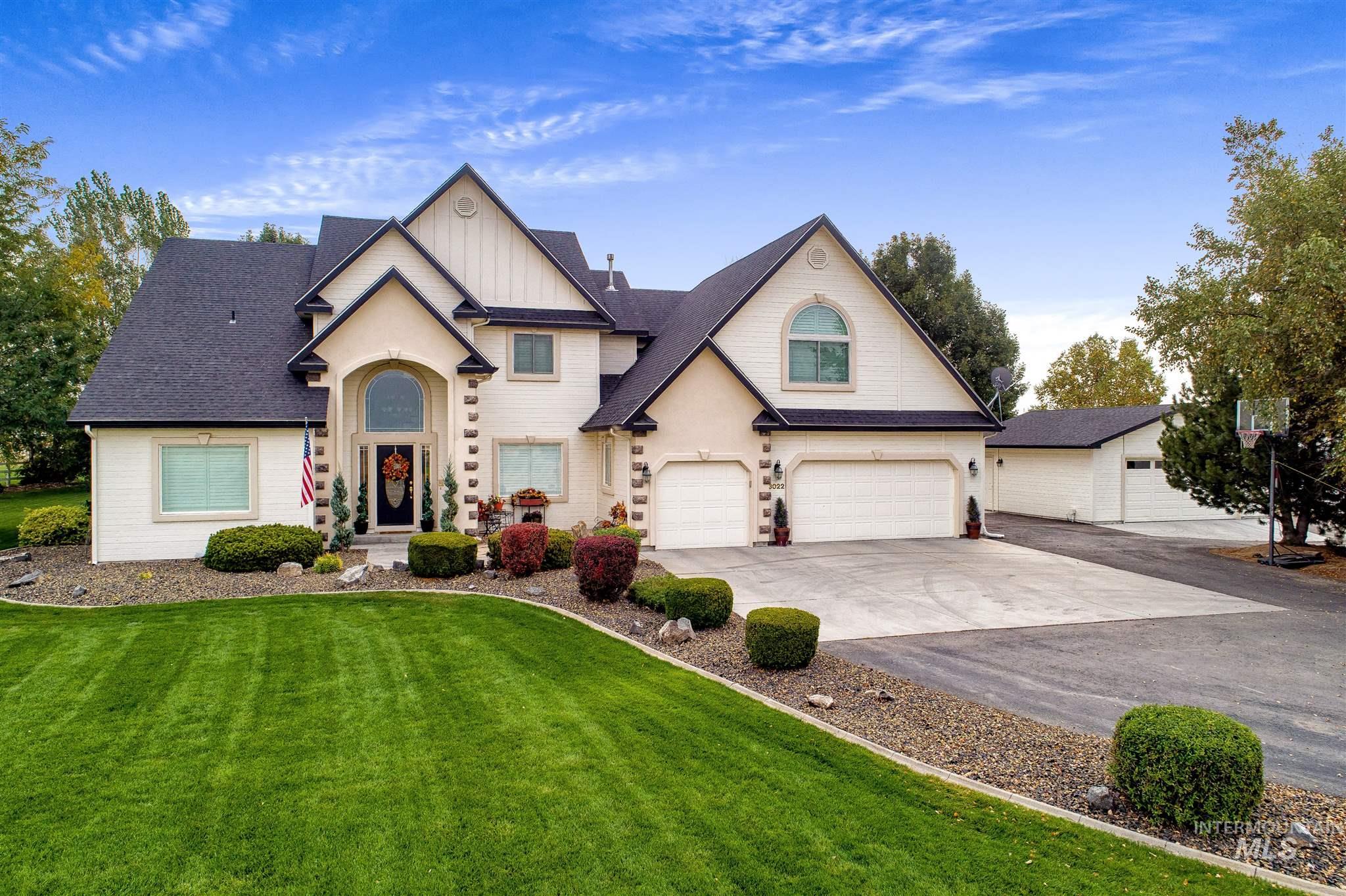 3022 N Stewart Road Property Photo - Kuna, ID real estate listing