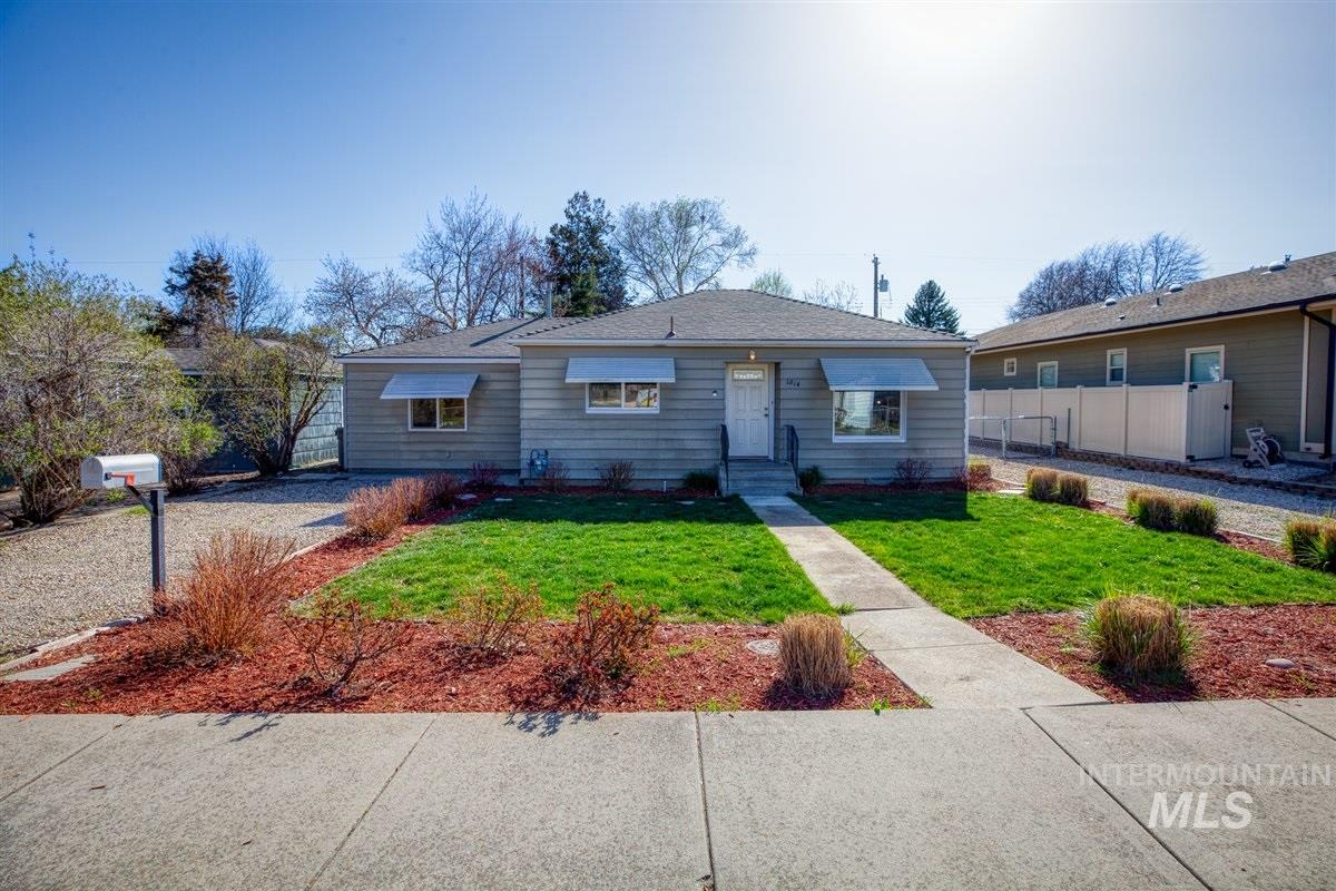1614 S Division Property Photo - Boise, ID real estate listing