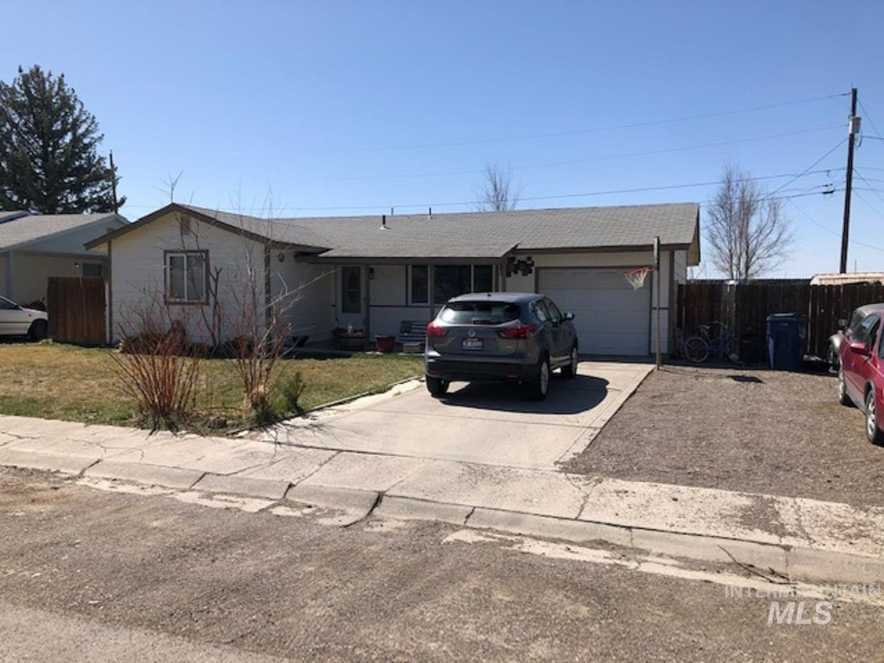 1513 K Drive Property Photo - Rupert, ID real estate listing