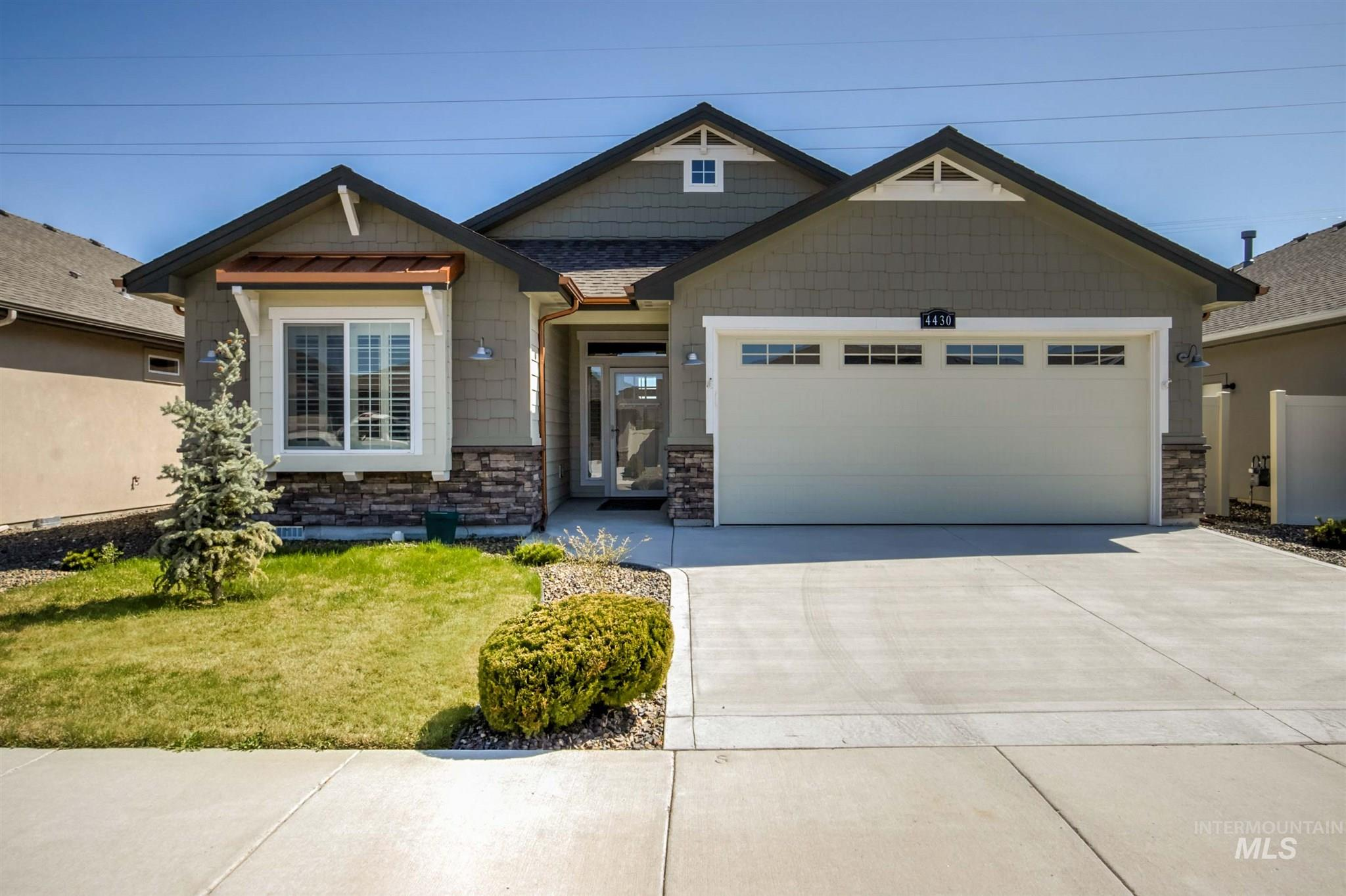 4430 S Staaten Ave Property Photo - Boise, ID real estate listing