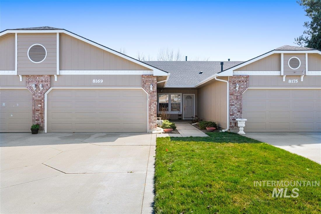 8169 W Beckton Property Photo - Garden City, ID real estate listing