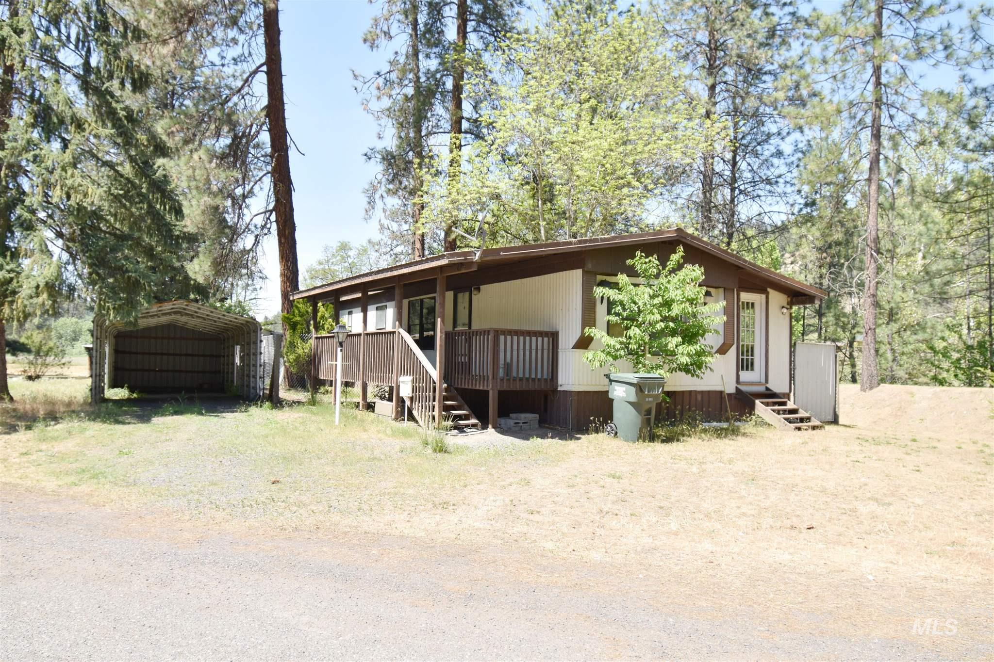 17 Chinook Lane Property Photo - Orofino, ID real estate listing