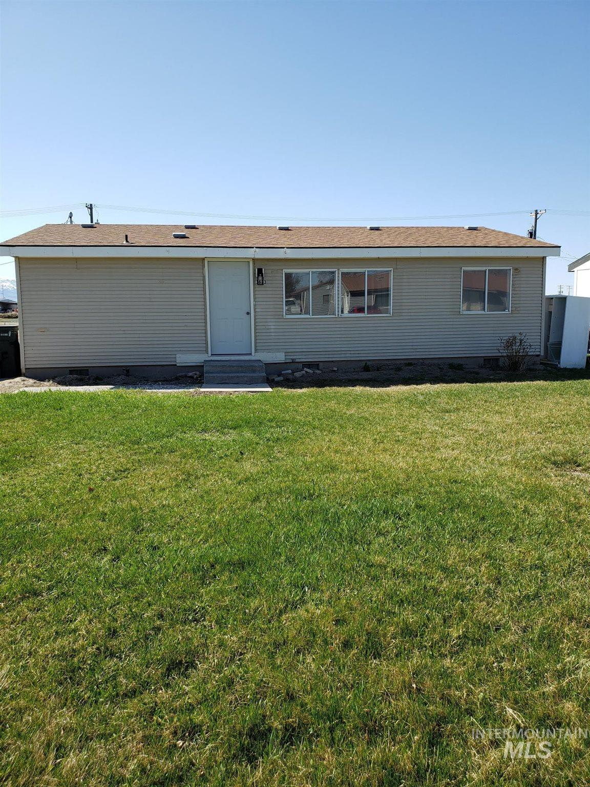 1623 16th Street Property Photo - Heyburn, ID real estate listing