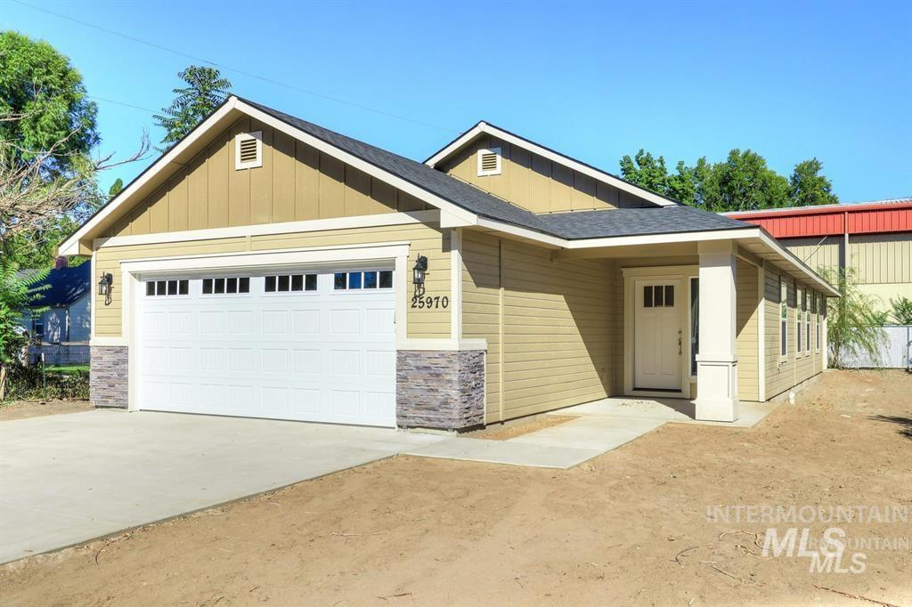 440 1st Street Property Photo - Notus, ID real estate listing