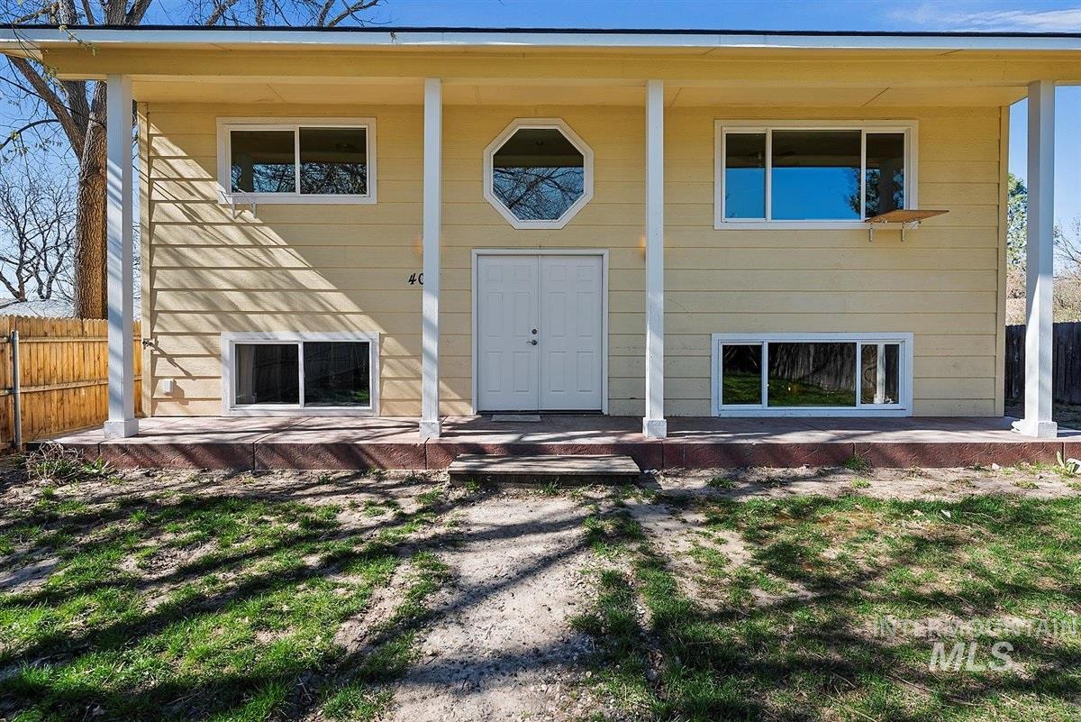 4021 Garnet Property Photo - Boise, ID real estate listing