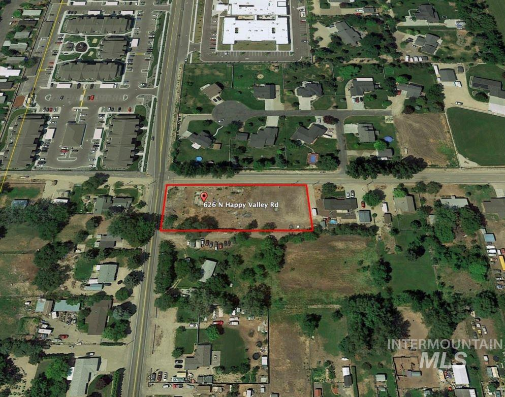 0 E. Orchard Avenue Property Photo - Nampa, ID real estate listing