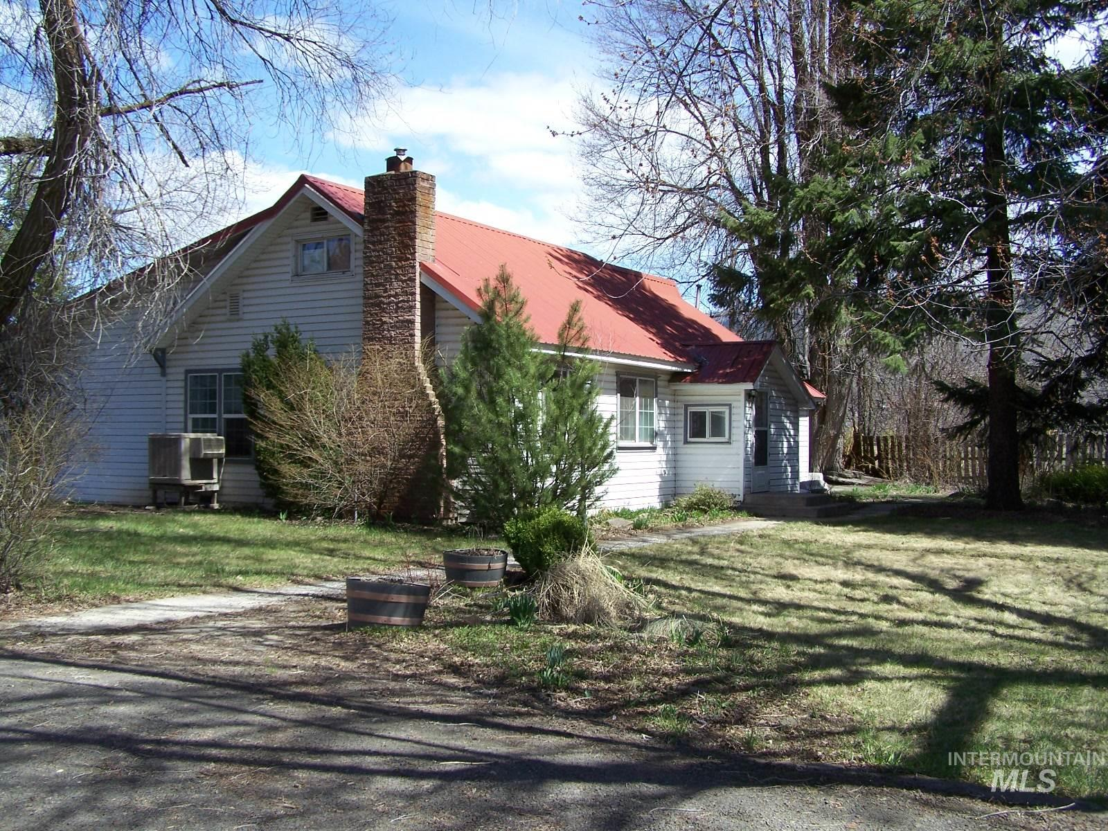 205 N Railroad Street Property Photo - Council, ID real estate listing