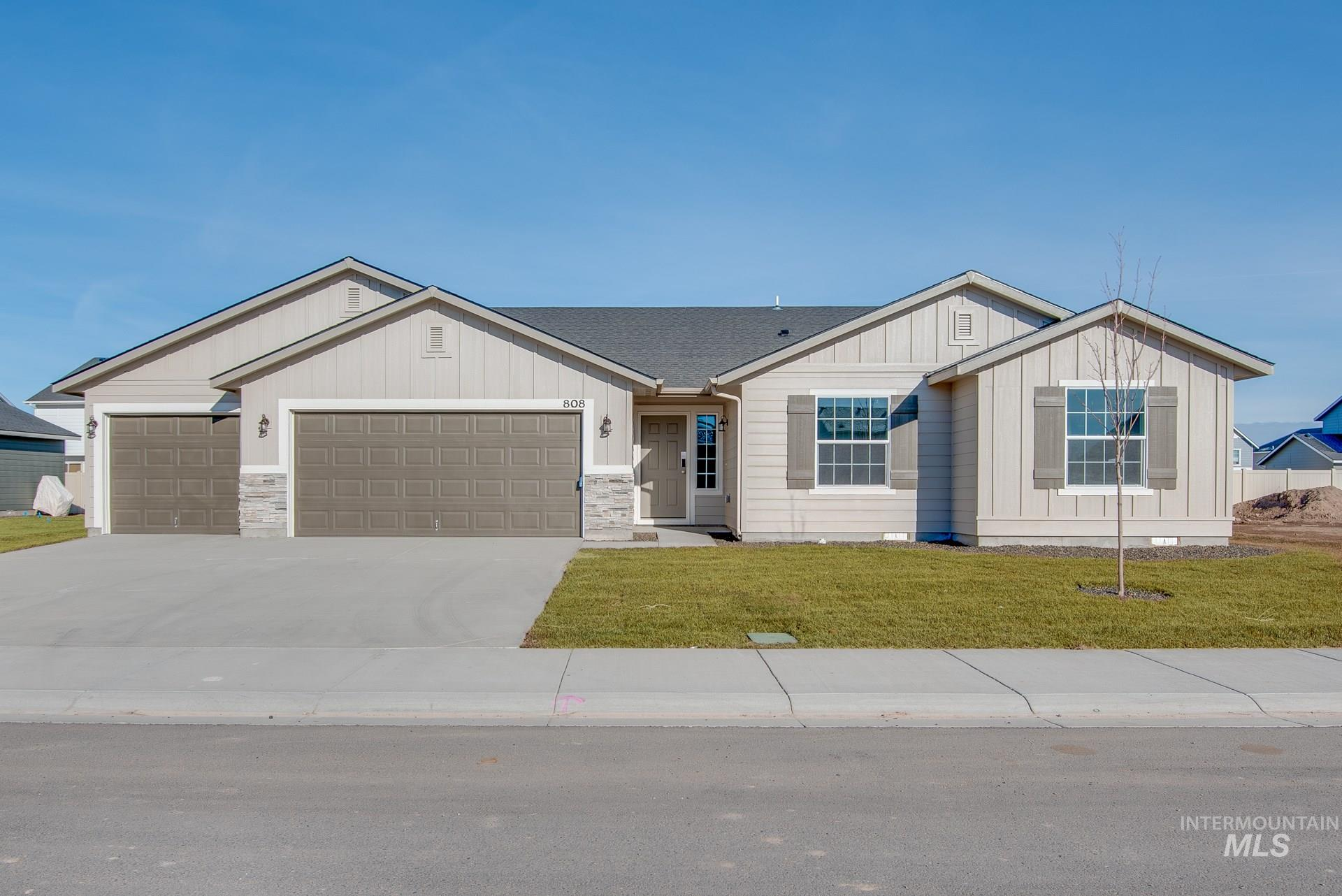 17368 N Wingtip Way Property Photo - Nampa, ID real estate listing