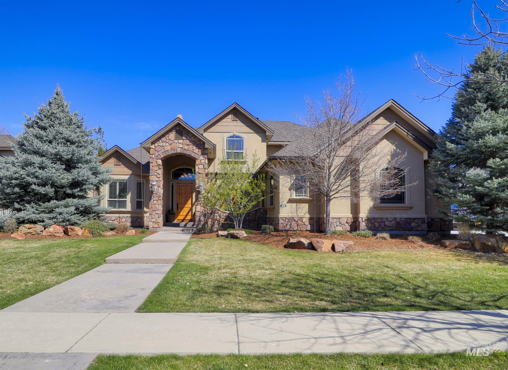 832 W Headwaters Property Photo - Eagle, ID real estate listing