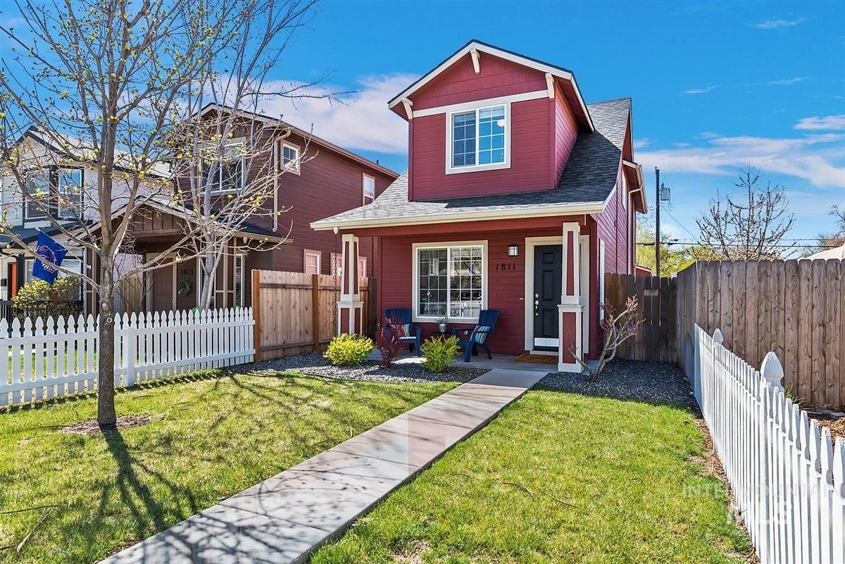 1811 S Shoshone Property Photo - Boise, ID real estate listing