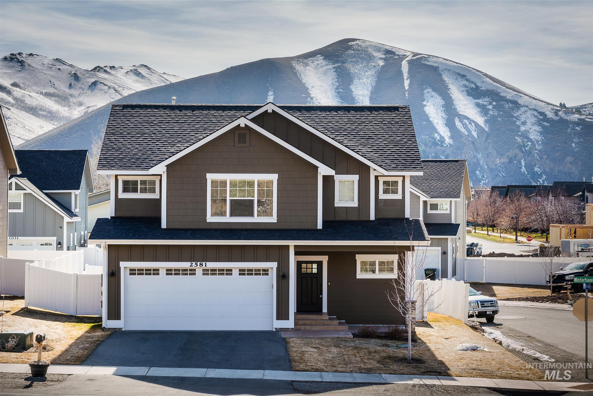 2581 Winterhaven Drive Property Photo - Hailey, ID real estate listing