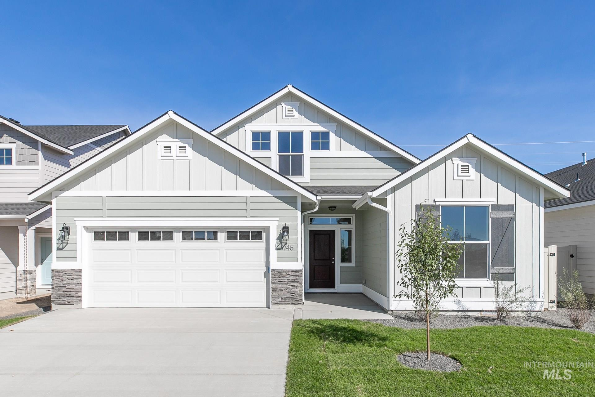 5087 W Ladle Rapids Dr Property Photo - Meridian, ID real estate listing