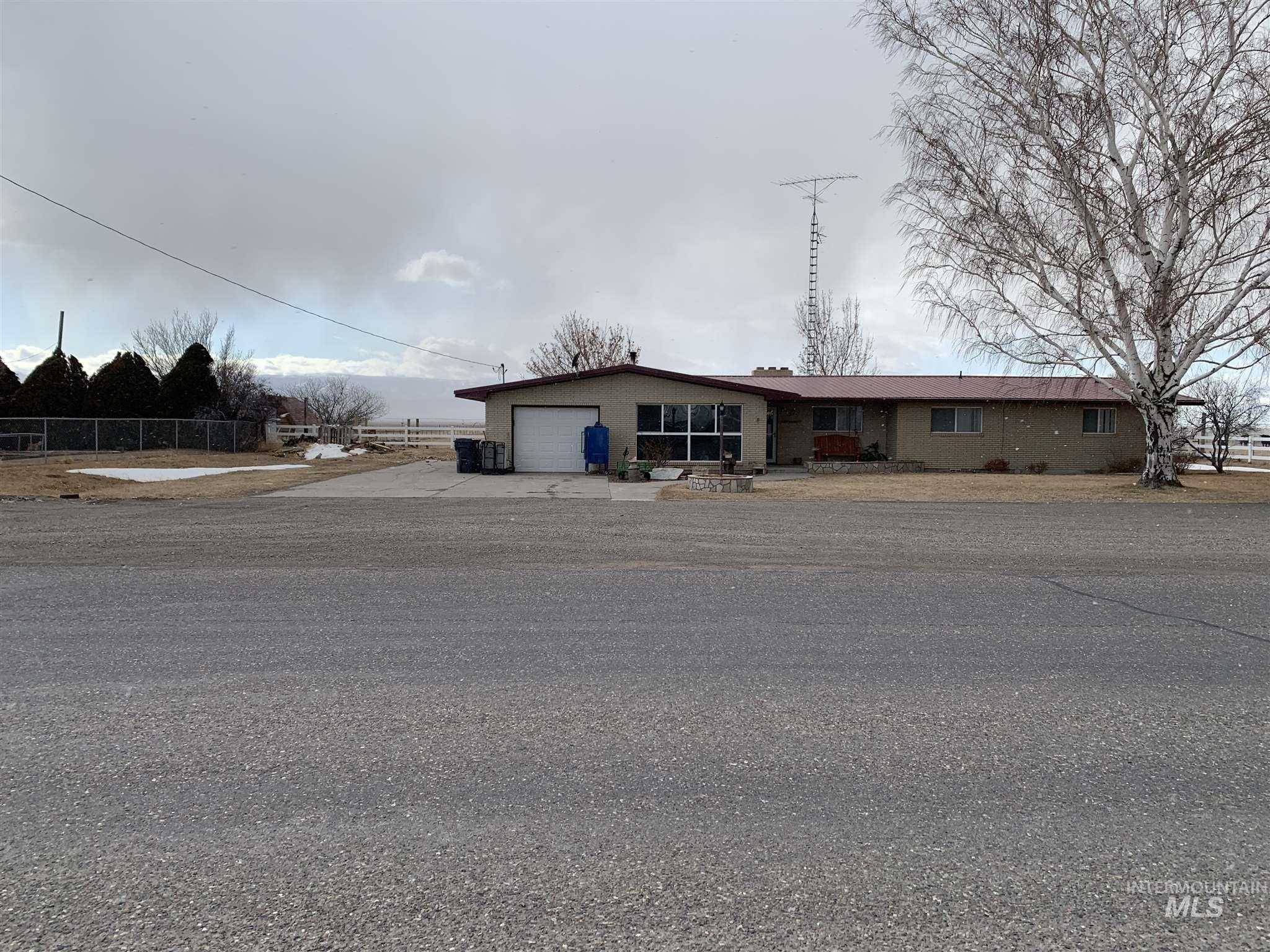 1398 S 600 W Property Photo - Oakley, ID real estate listing
