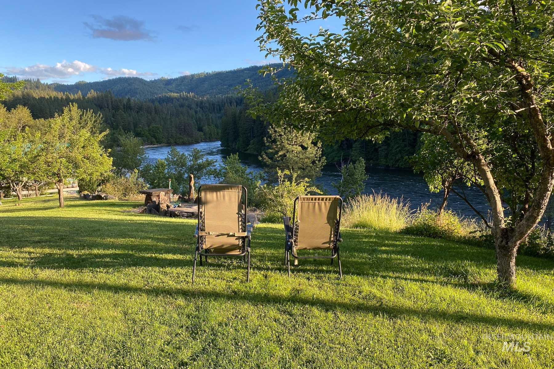 3126 Lower Fords Creek Rd. Property Photo - Orofino, ID real estate listing