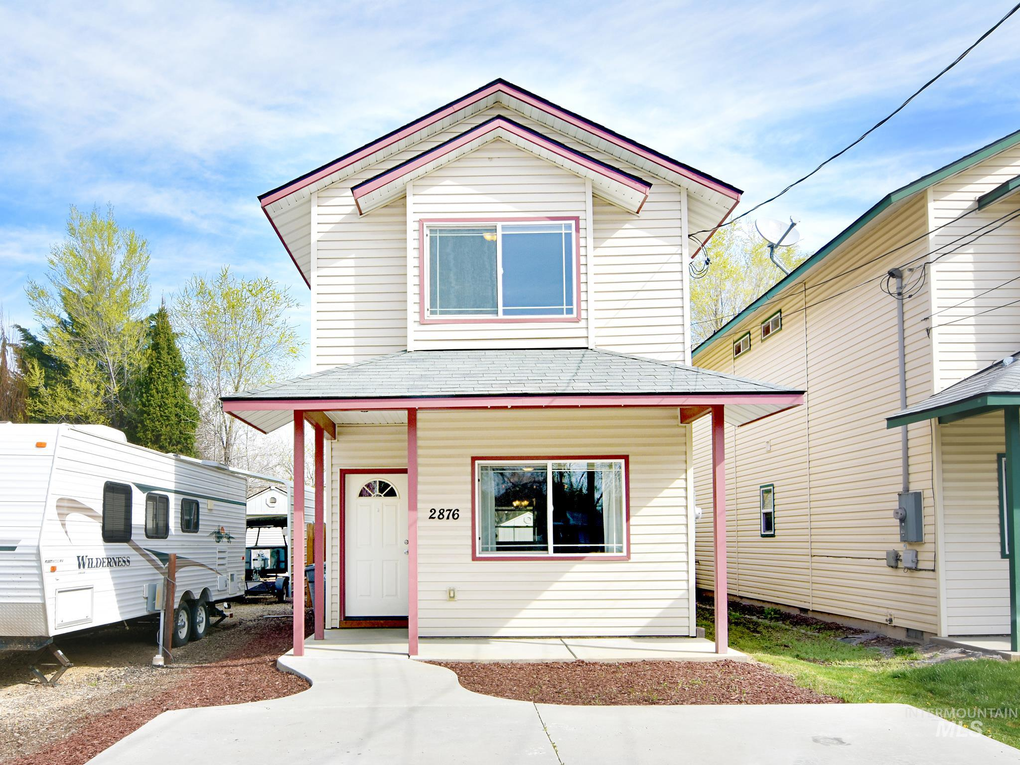 2876 W Lemhi St Property Photo - Boise, ID real estate listing