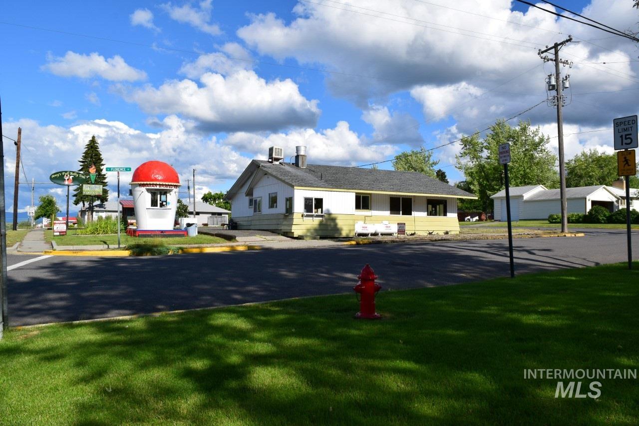 500 E Main Street Property Photo - Grangeville, ID real estate listing