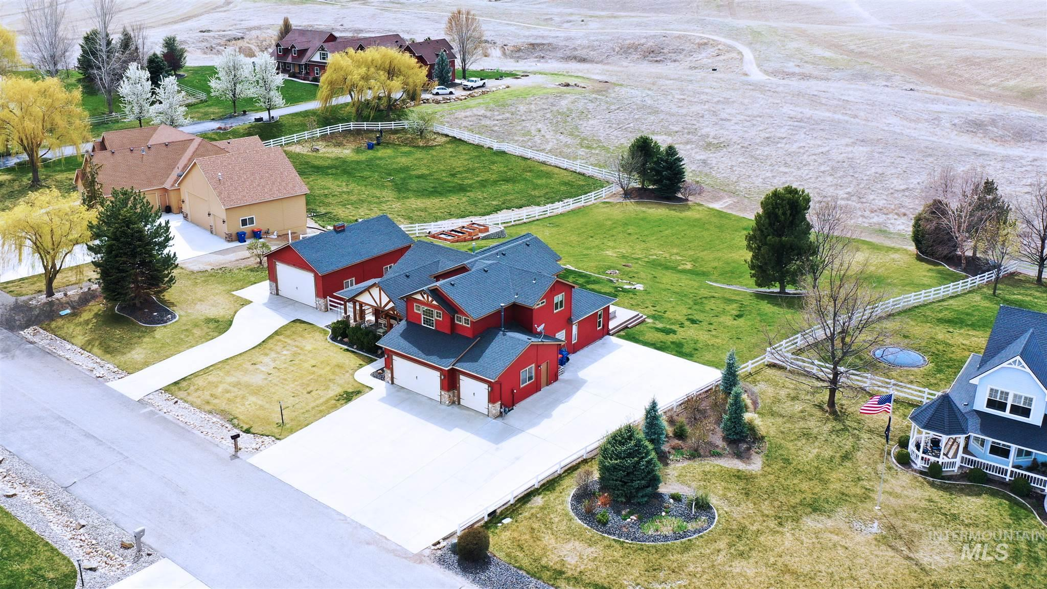 5233 N High Prairie Place Property Photo - Star, ID real estate listing