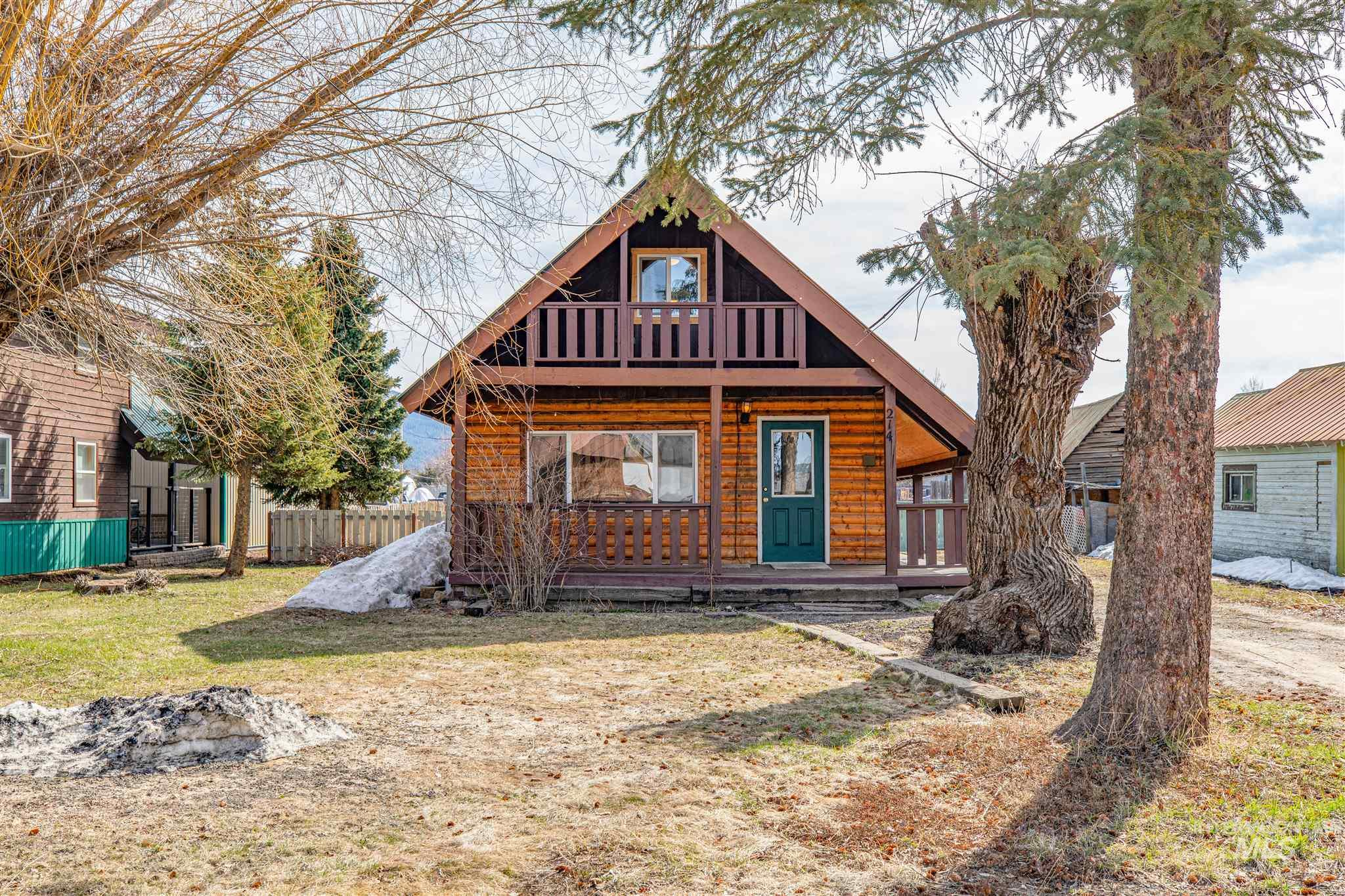 214 S Heigho Property Photo - New Meadows, ID real estate listing