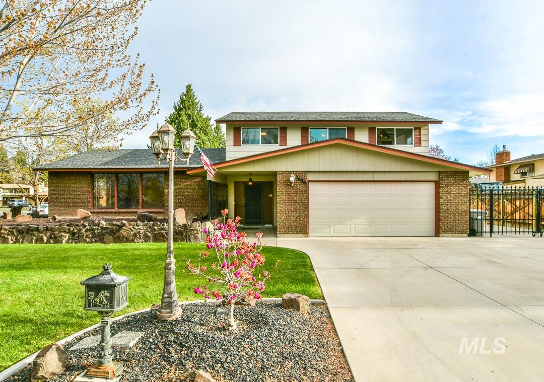 7680 W Cherrywood Dr Property Photo - Boise, ID real estate listing