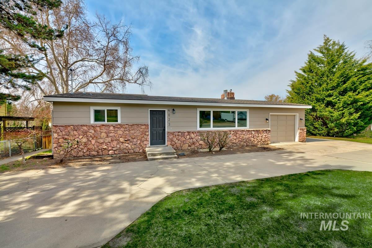 4023/4025 W Hill Rd. Property Photo - Boise, ID real estate listing