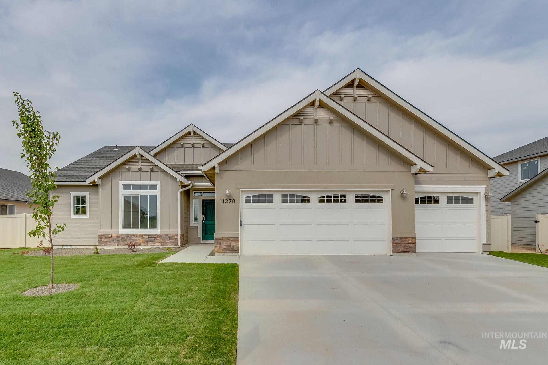 7716 E Merganser Dr. Property Photo - Nampa, ID real estate listing