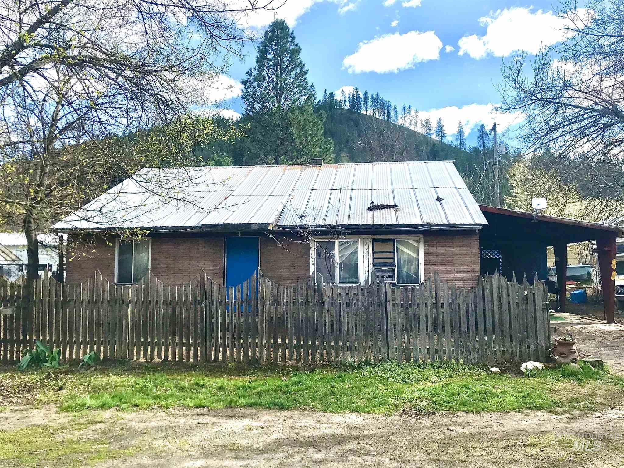 213 Winter Ave. Property Photo - Kooskia, ID real estate listing