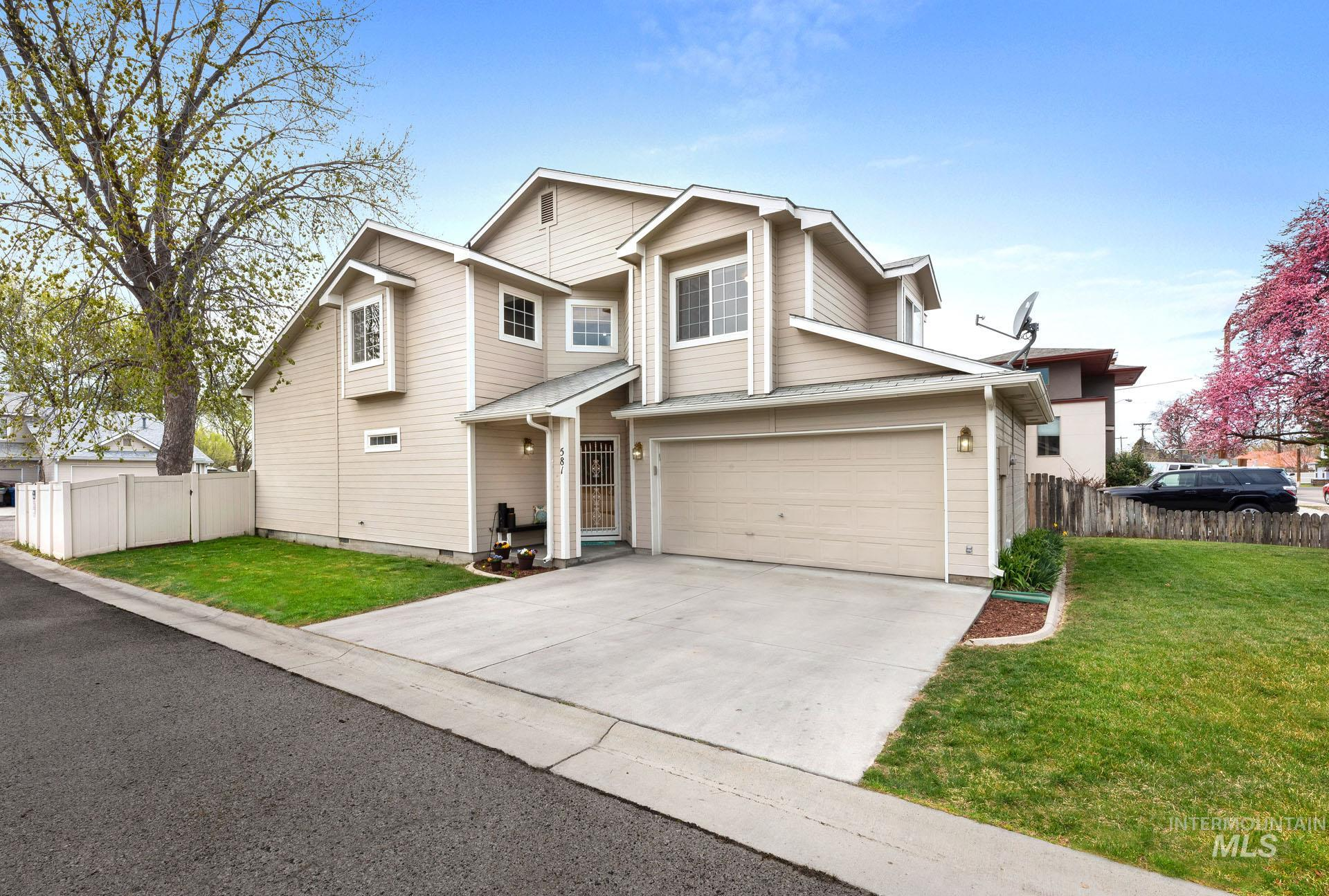 581 W WARREN ST Property Photo - Boise, ID real estate listing