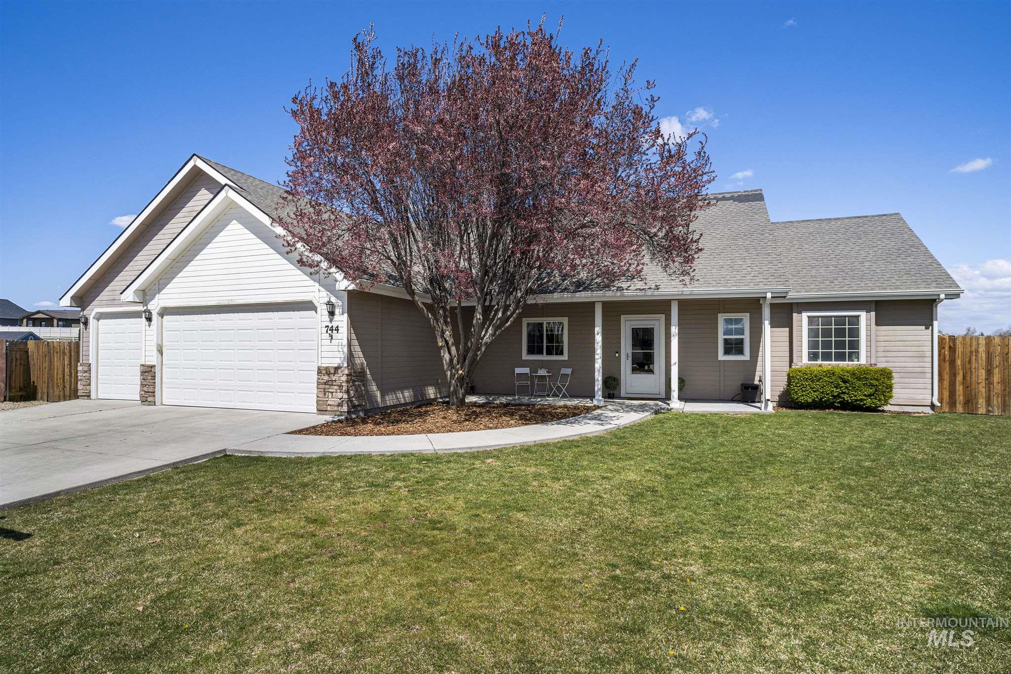 744 Castle Rock Pl Property Photo - Middleton, ID real estate listing