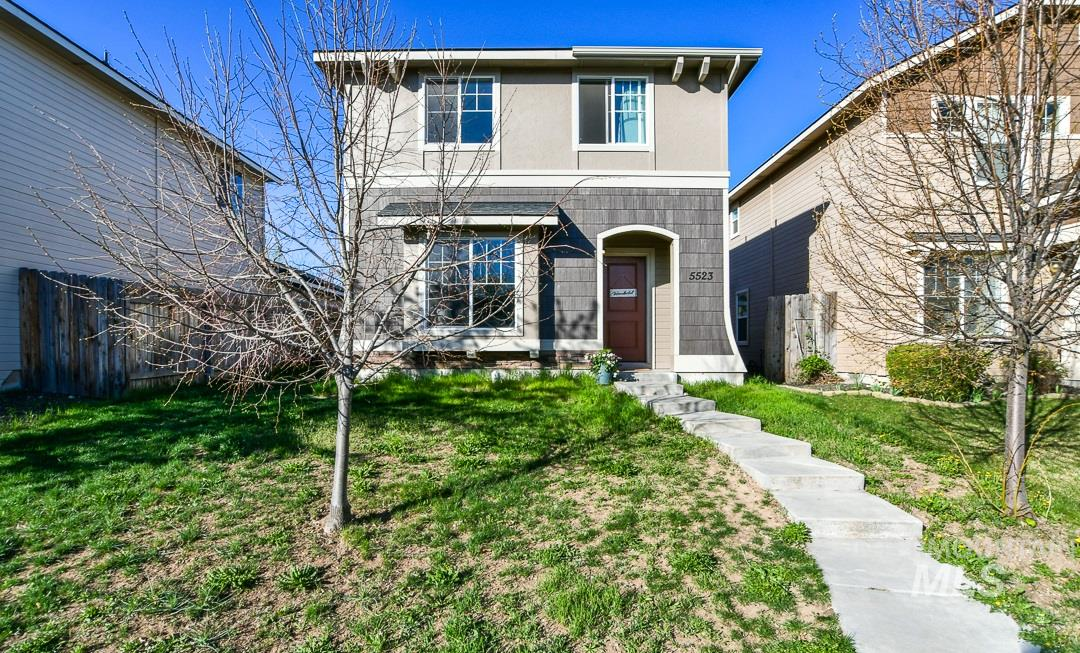 5523 S Moonfire Way Property Photo - Boise, ID real estate listing