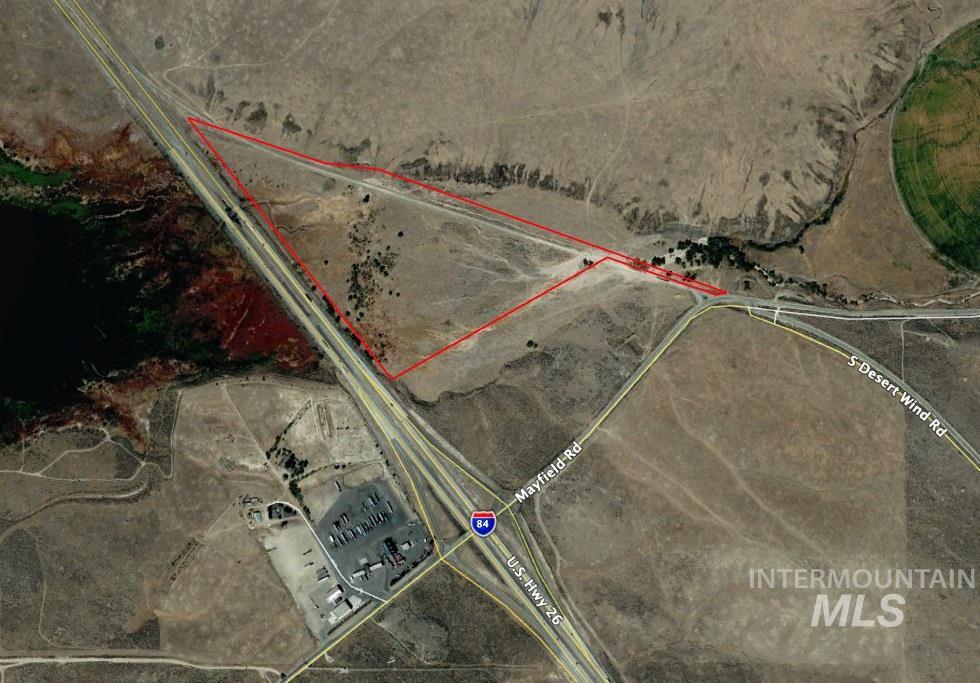 TBD Indian Creek Property Photo - Boise, ID real estate listing