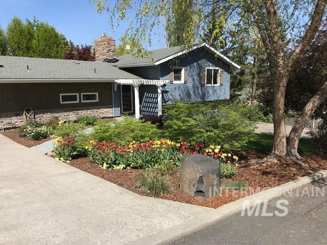 1272 Highland Dr. Property Photo - Moscow, ID real estate listing