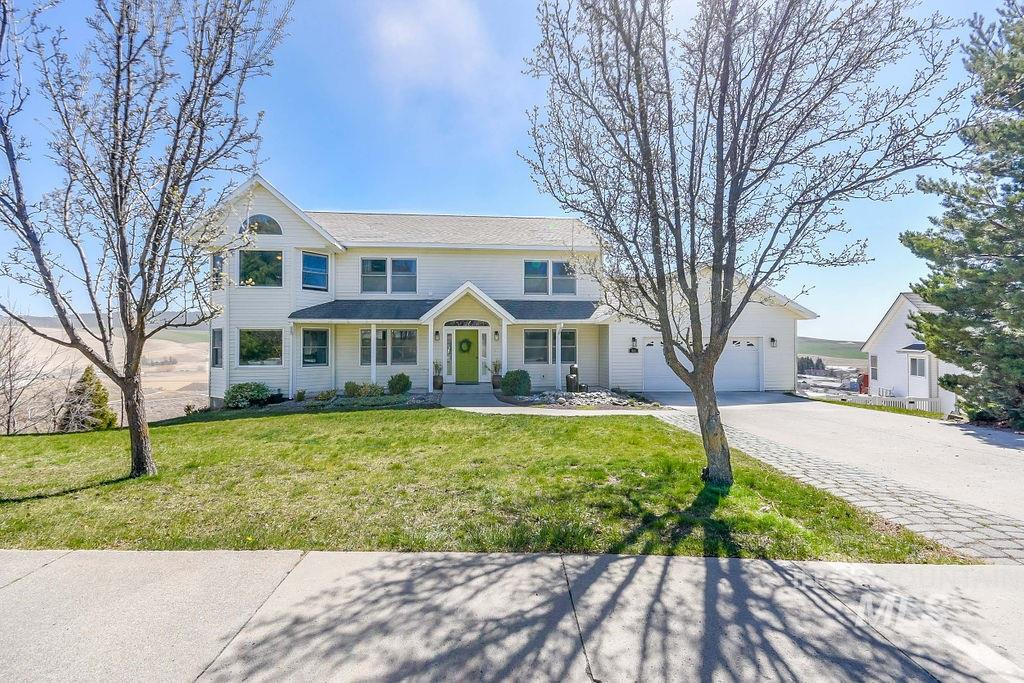 711 Indian Hills Property Photo - Moscow, ID real estate listing