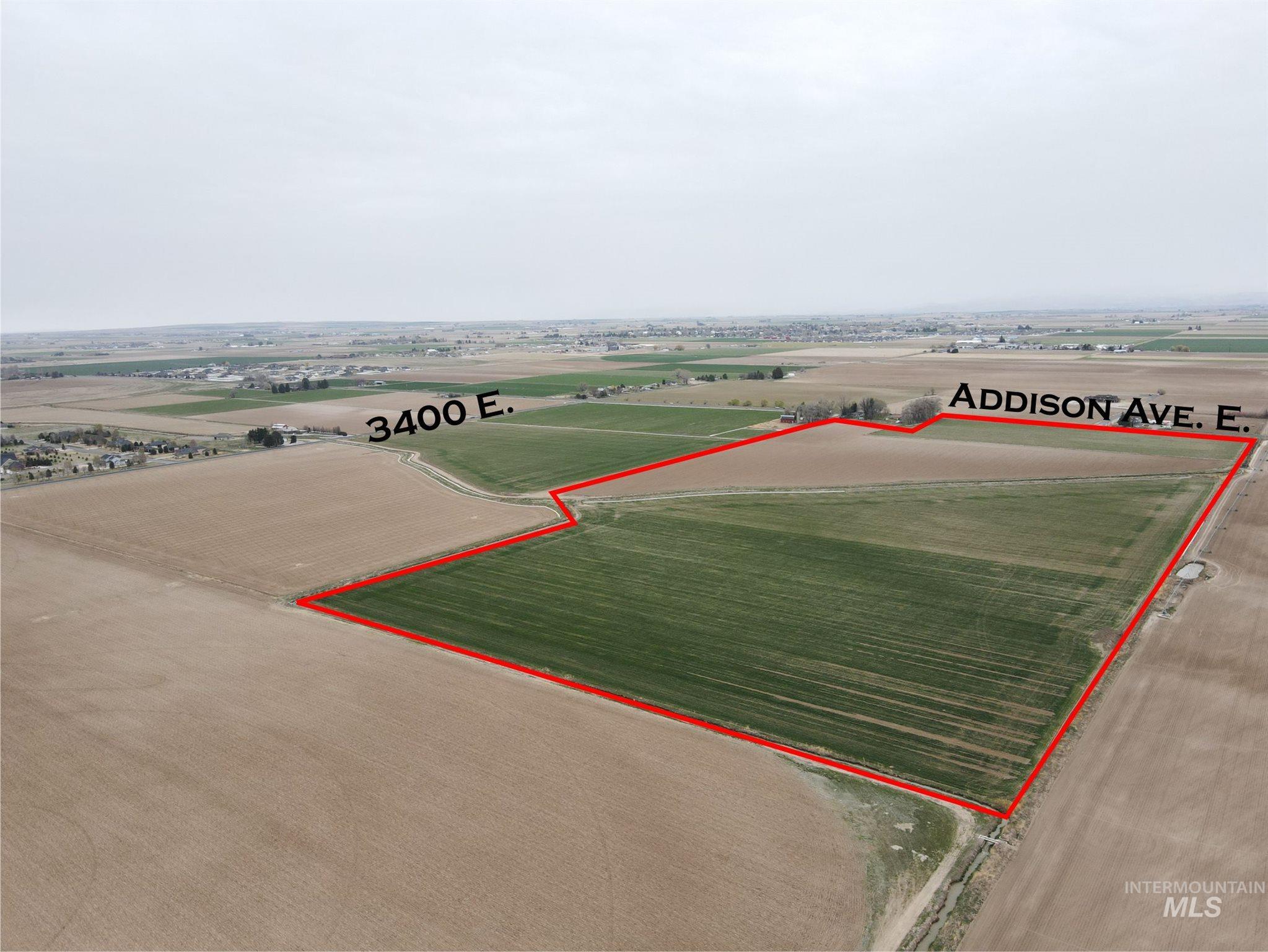 3900 N 3360 E -70 Acres Property Photo
