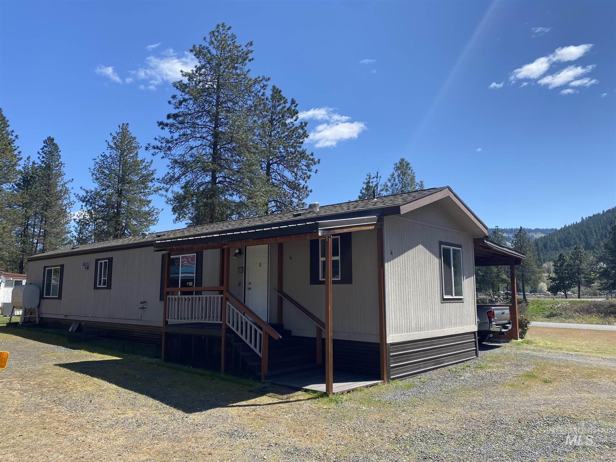 4 Bass Lane Property Photo - Orofino, ID real estate listing